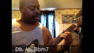 ooh child the 5 stairsteps guitar lesson