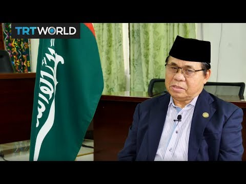 Muslim leader says Marawi attack was a surprise