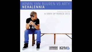 Скачать Armin Van Buuren Vs Arty Nehalennia Original Mix Trance HD