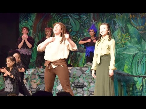 Tarzan - Act II - 03/12/2016 - Montgomery Upper Middle School