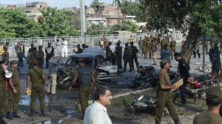 At least 26 killed, 49 injured in explosion in Pakistan