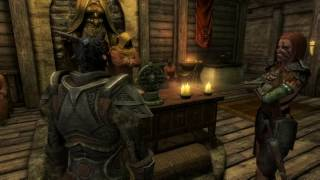 Skyrim Special Edition - Getting Married to Aela the Huntress