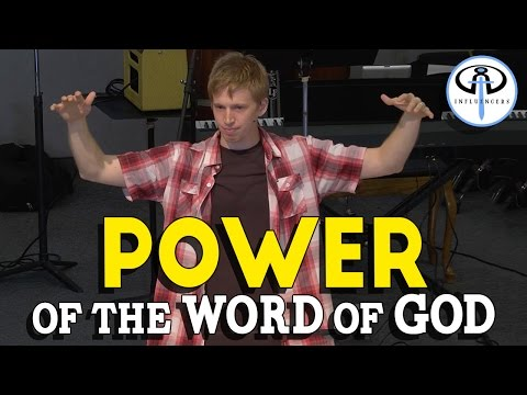Influencers West: The Word of God - Your Conquering Power w/ Ryan Van Deusen (08-28-2015)