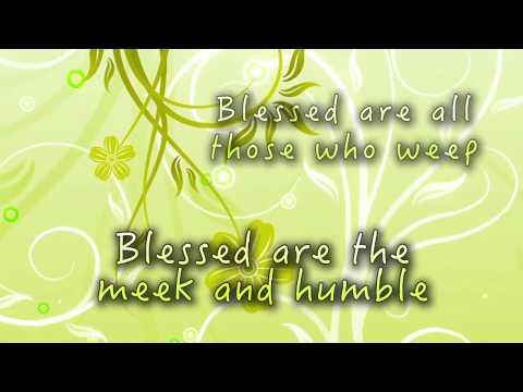 Beatitudes (Lyric Video) | Kidz Under Construction