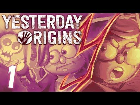 Yesterday Origins  - Part 1