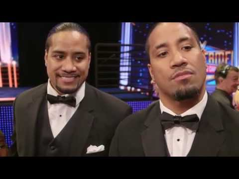 The Usos im Interview: WWE hautnah – Red Carpet, WWE Hall of Fame 2015