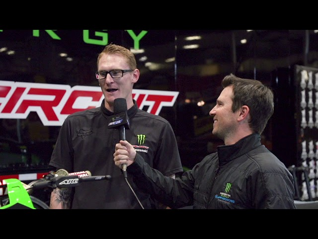 Adam Cianciarulo's Mechanic - Seattle - Race Day LIVE 2019