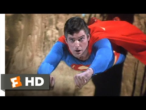 Superman III (8/10) Movie CLIP - Superman: The Videogame (1983) HD