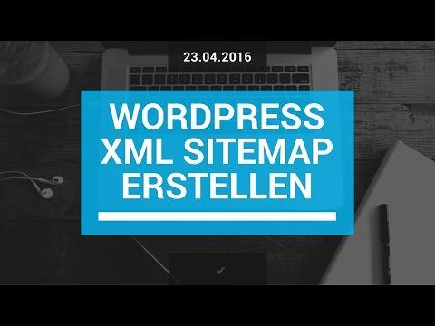WordPress Sitemap erstellen –  schnell und einfach (deutsch/german)