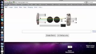 I'm Yours - Jason Mraz on Google Doodle Les Paul Guitar