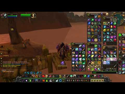 WOW | Q: Nat Pagle, Angler Extreme | PART 5 | (Deliver) Dustwallow Marsh