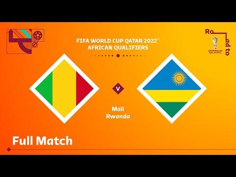 Mali v Rwanda | FIFA World Cup Qatar 2022 Qualifier | Full Match