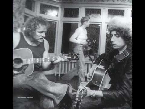 Bob Dylan covers SHADOWS by Gordon Lightfoot