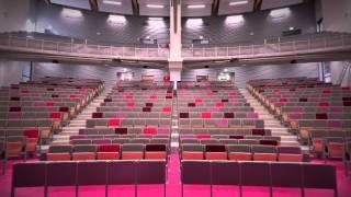 Auditoire Simonart - Nouvel auditoire de 900 places à Woluwe