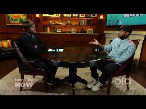 Rapper Talib Kweli Speaks Out On Don Lemon Confrontation | Larry King Now | Ora.TV