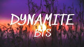 Download Dynamite - BTS (Lyrics)🎵