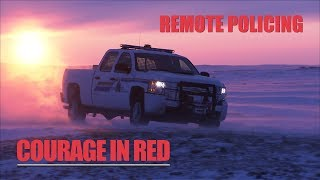 RCMP Remote Policing