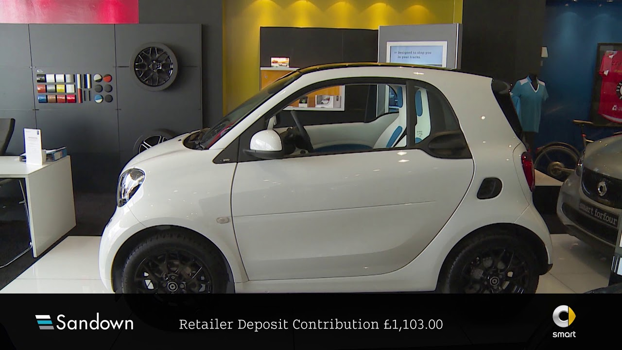 Smart Fortwo Coupe Pion 71 Hp 52 Kw Manual Sandown