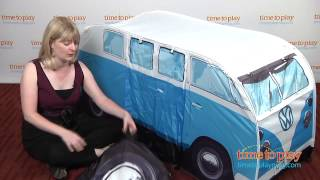 VW Camper Van Play Tent from The Monster Factory
