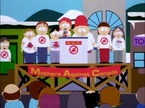 South Park-Blame Canada!