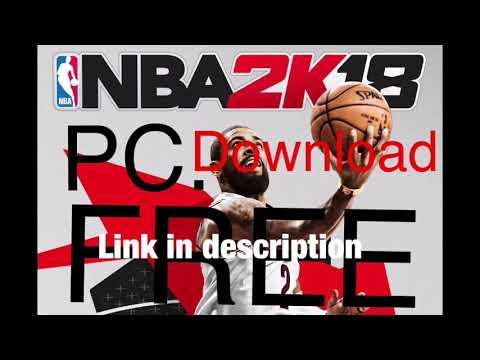 NBA 2k18 free pc download