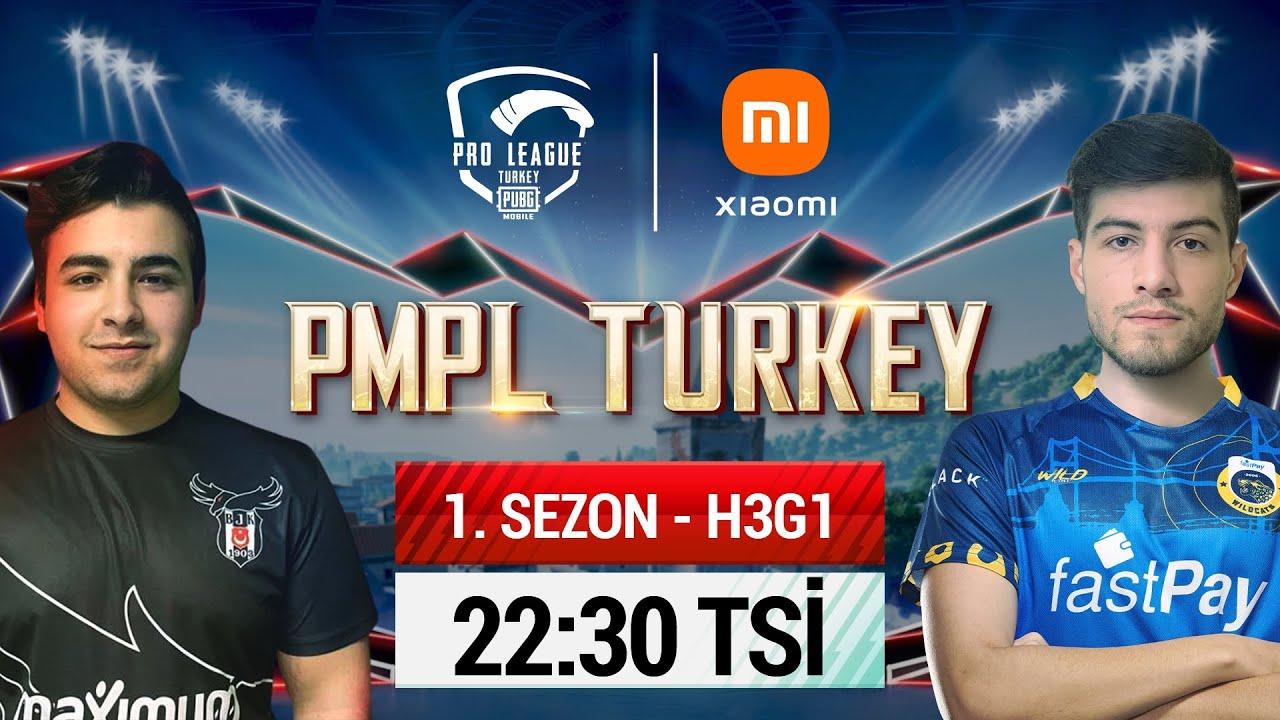 AKILDA KALANLAR | 2021 PMPL Turkey | H3G1