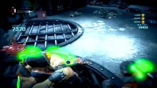 【男リョナ】バットマン:アーカムビギンズ デスストローク腹パン【gay ryona】 thumbnail