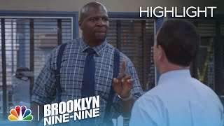 Brooklyn Nine-Nine - Boyle Calls Terry Fat (Episode Highlight)