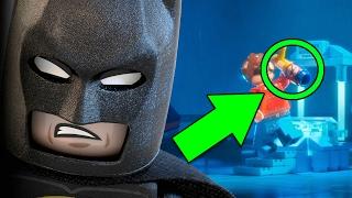10 MELHORES SEGREDOS EM BATMAN LEGO! VOCÊ PERCEBEU?