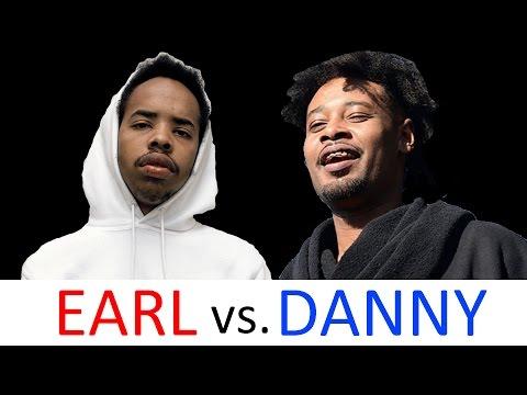 EARL SWEATSHIRT vs. DANNY BROWN [OK THIS HEATED] | Stan Wars e05
