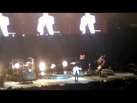 Lionel Richie All Night Long tour Encore
