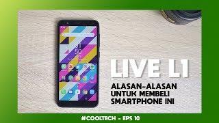 Review Asus Zenfone Live (L1) - Hape wajib beli untuk 1 jutaaan