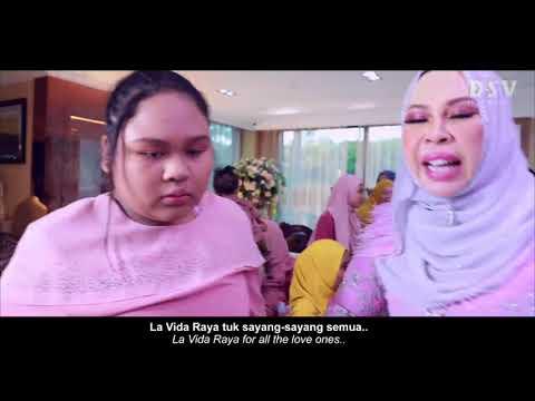 DATO SERI VIDA - LAVIDA RAYA (Official Music Video with Lyric) HD