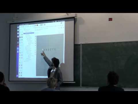 OpenSesame workshop (Aix-Marseille University, Day 2)