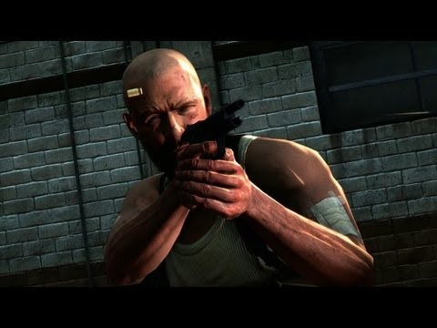 Creating a Cutting Edge Action-Shooter - Max Payne 3 Trailer