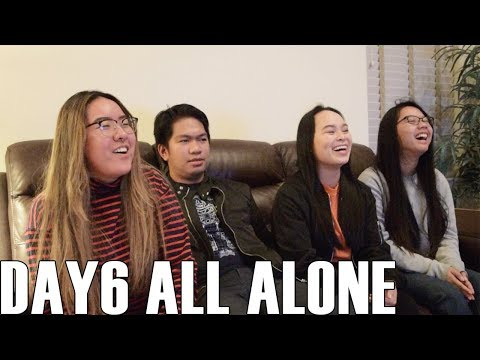DAY6 (데이식스)- All Alone (Reaction Video)