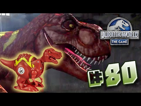 T.REX BRAWLASAURS! || Jurassic World - The Game - Ep 80 HD