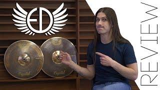 Обзор тарелок EDCymbals