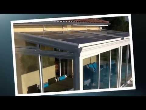 Video Veranda Solaire Photovoltaïque - YouTube