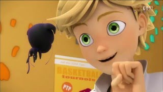 Miraculous: Ladybug and Cat Noir || Леди Баг и Супер-кот  25 эпизод Рождение Леди Баг озвучка
