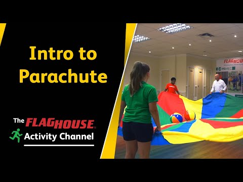 Beginner Parachute Activities (Ep. 150 - Parachute Pack)