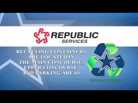Jay Ratliff Recycles