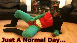 Just A Normal Day... | China