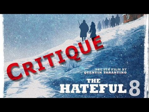 THE HATEFUL EIGHT - Les 8 Salopards : Critique du film de Quentin Tarantino streaming vf
