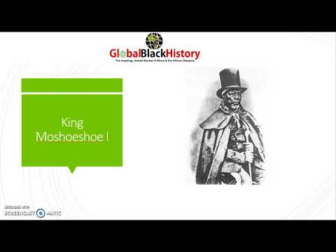 A Brief History of Lesotho and King Moshoeshoe I