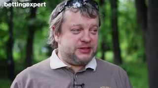 Алексей Андронов о золотом правиле ставок в букмекерских конторах