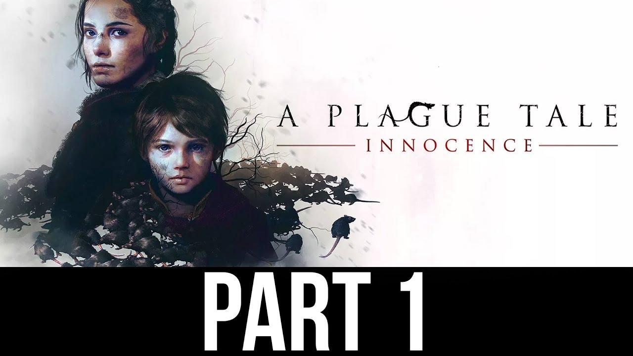 A PLAGUE TALE INNOCENCE Lösungsweg Teil 1 - INTRO (Full Game) + video