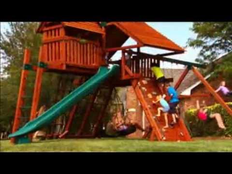 Backyard Adventures Swingets Nashville Tennessee. Swingsets Playsets