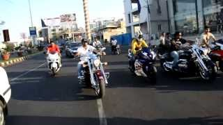Superbikes Meetup in Hyderabad on 13-1-13