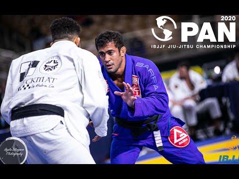 Otavio Sousa VS Matheus Luna / Pan Championship 2020